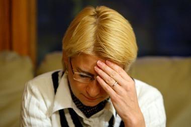 N.Venckienės sveikata smarkiai pašlijusi (papildyta)