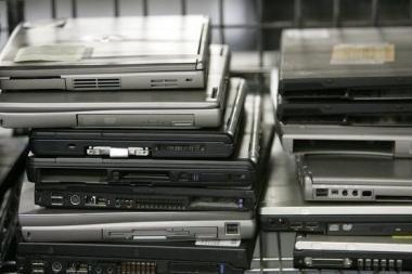Vis daugiau pirkėjų renkasi talpesnius kompiuterius