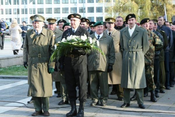 Bus pagerbti Lietuvos partizanai ir laisvės gynėjai