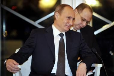 V.Putinas: Rusija dislokuos smogiamąsias pajėgas