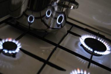 Kitąmet dujų kaina tikriausiai beveik neaugs