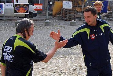 D.Šemberas lažybose pralaimėjo 1000 eurų