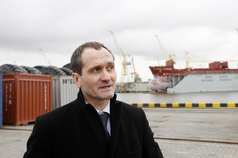 Išrinktas Lietuvos jūrų krovos kompanijų asociacijos prezidentas