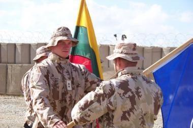 Lietuva palieka Afganistano Goro provinciją