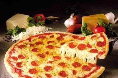 Įmonių kataloge tarp restoranų pirmauja picerija