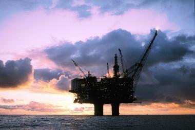 Naftos kaina už barelį krito žemiau 90 dolerių