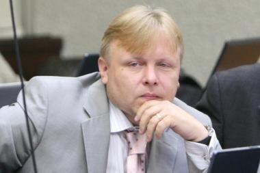 Politikas J.Šeršniovas reikalauja iš naujo išleisti rinkimų leidinį