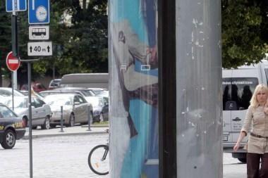 Daugiausia reklamos pažeidimų - Vilniuje ir Panevėžyje