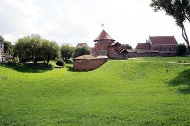 Kauno pilies atstatymo projektas pripažintas tinkamu