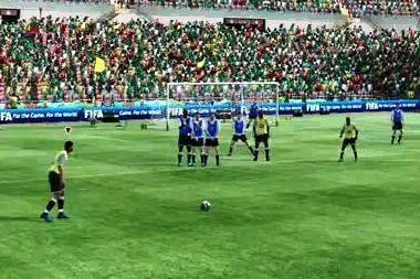 """Pristatyta """"2010 FIFA World Cup"""" demonstracinė versija"""