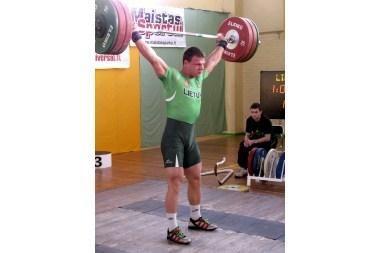 Sunkiosios atletikos pirmenybėse – rekordų liūtis