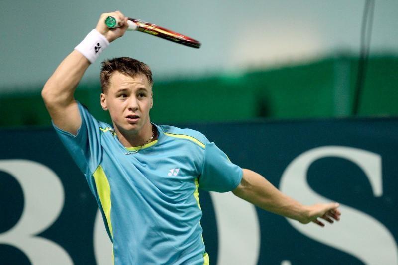 ATP reitinge Ričardas Berankis užima 88-ąją vietą