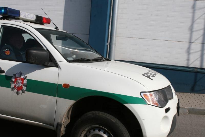 Klaipėdos policija prašo pagalbos tiriant eismo nelaimę