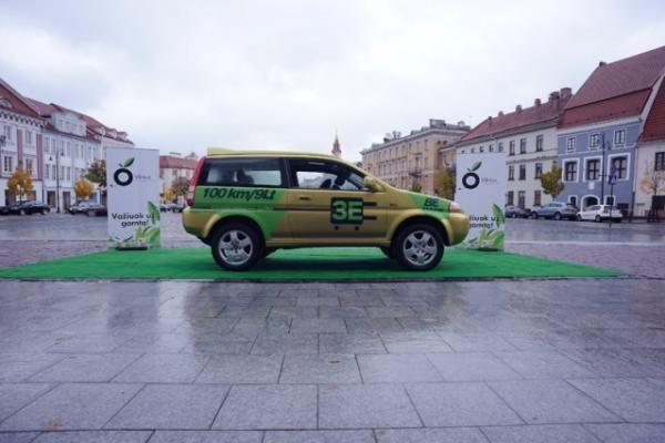 Lietuvoje aušta elektromobilių era