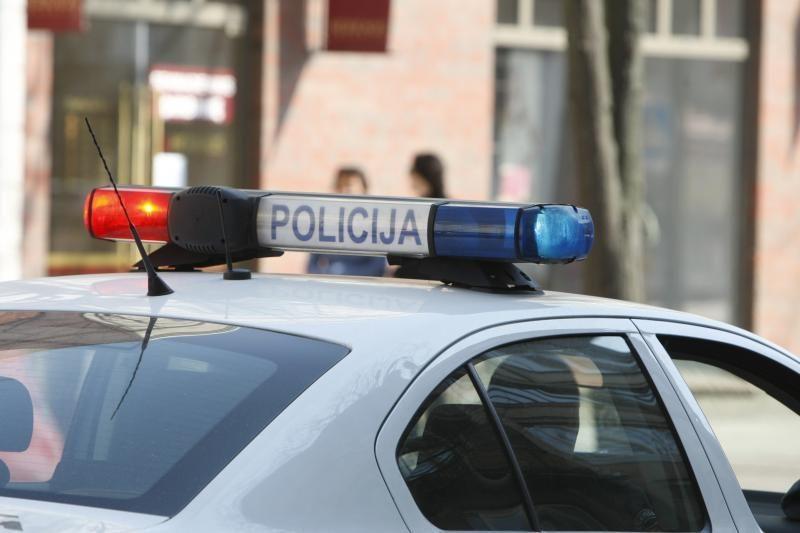 Policija per krepšininkų sutiktuves ragina elgtis drausmingai
