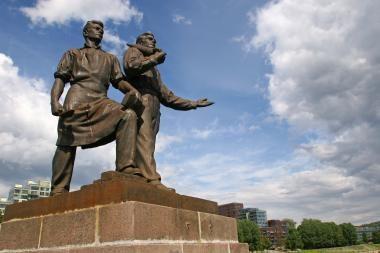 Vilniaus valdžia sako neprašanti Rusijos paramos Žaliajam tiltui
