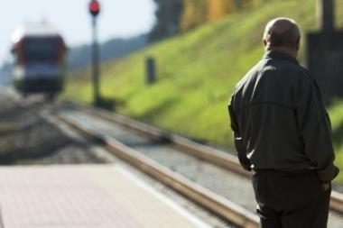 E.Masiulis - už privatų kapitalą geležinkeliuose