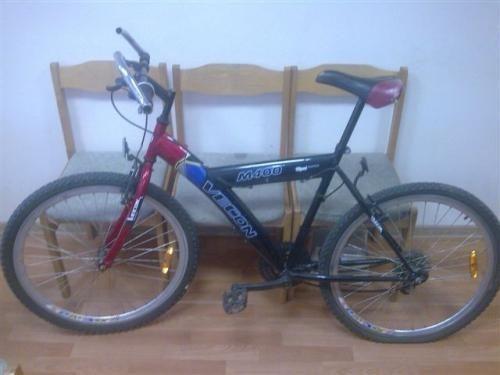 Ieškomas dviračio savininkas