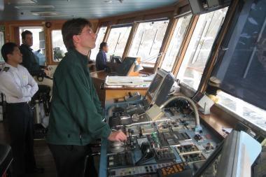 Jūrininkams – naujo pavyzdžio dokumentai