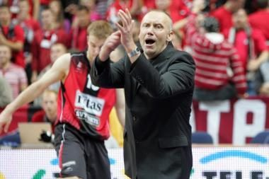Vilniaus krepšininkai iškovojo penktąją pergalę BBL