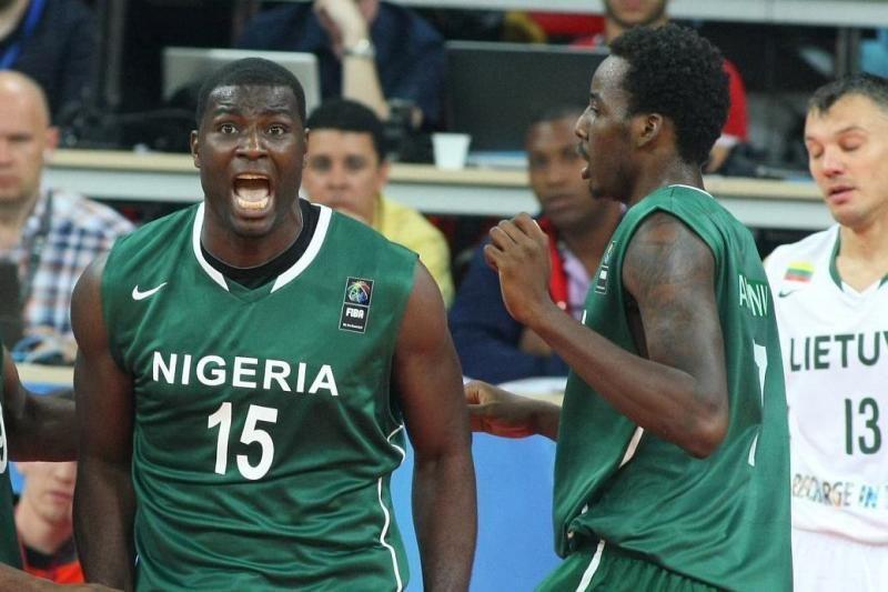 Lietuviai sensacingai nusileido Nigerijos krepšininkams