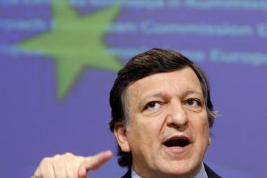 Lietuva - Europos Komisijos nemalonėje