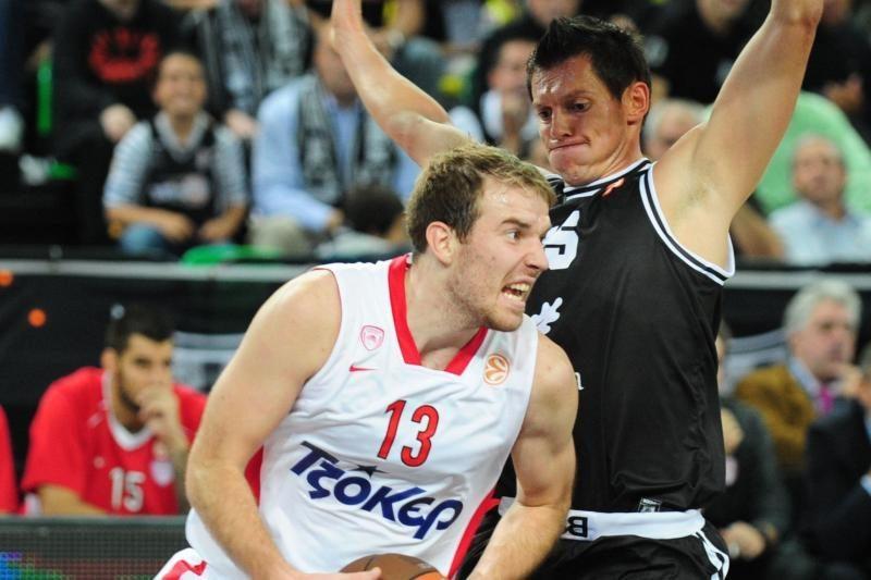 M.Gecevičius Pirėjo komandai pelnė aštuonis taškus