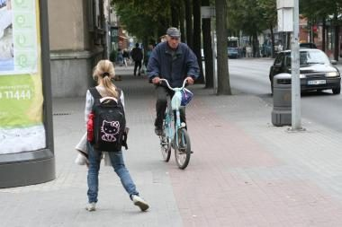 Vilniaus dviračių takai pailgėjo dvylika kilometrų