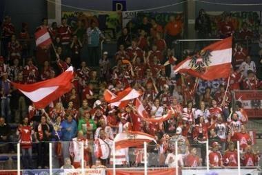 Ledo ritulio pirmenybių A grupės varžybas laimėjo Austrija