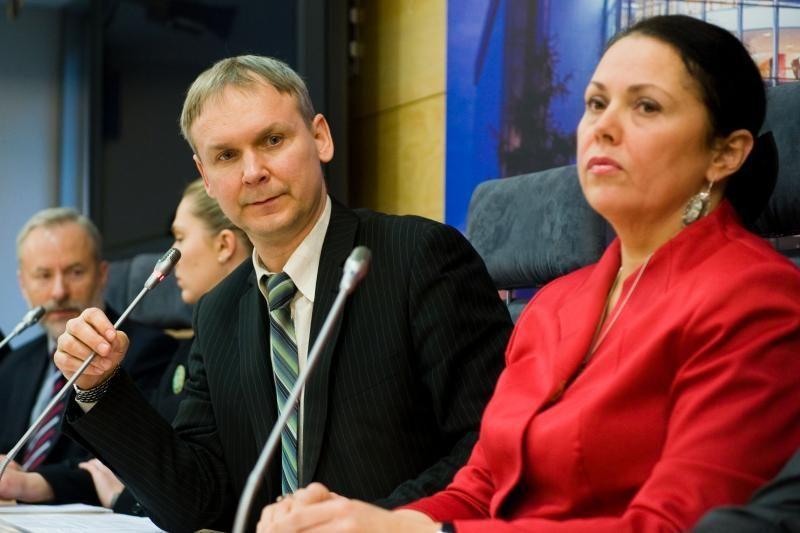 Prokurorai pradėjo ikiteisminį tyrimą dėl A.Stancikienės papirkinėjimo
