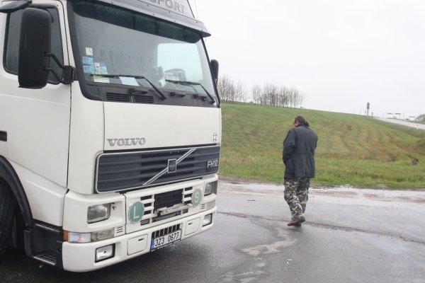 Lietuvos vežėjai maisto prekes Rusijai gabena tik iki Maskvos