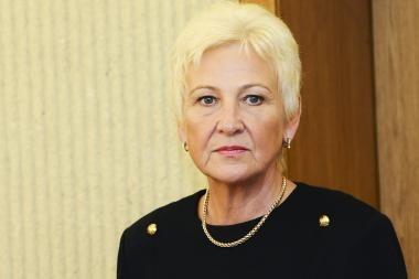 Seimo pirmininkė: konkurso dėl VAE žlugimas - jokia tragedija