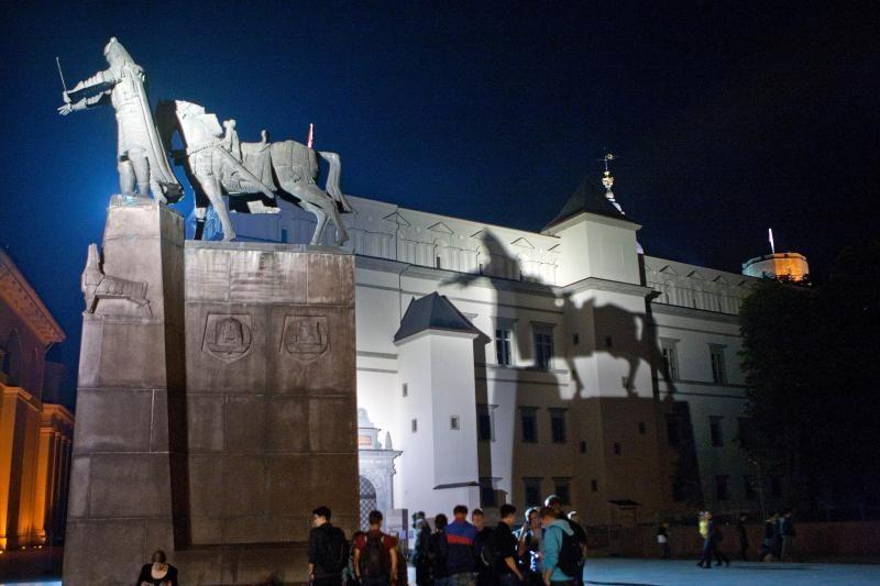 Lietuvos valdovai savo papuošalais nenusileido Europos karaliams