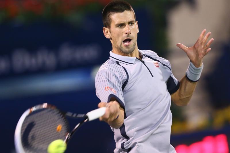 N. Džokovičius nesunkiai įveikė savo tautietį ir pateko į aštuntfinalį