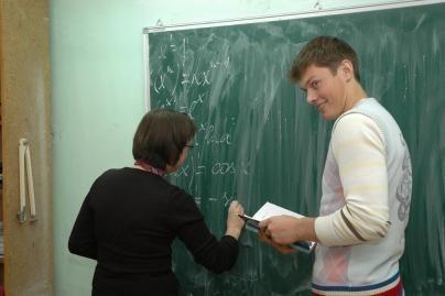 Pedagogus kviečia susiburti