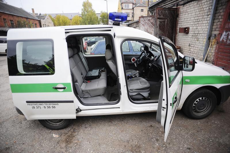 Klaipėdoje sulaikytas benamis, žiauriai nužudęs vyrą Šiauliuose