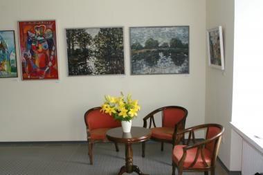 """""""Pylimo galerijos"""" planuose - autorinės parodos, knygų pristatymai"""