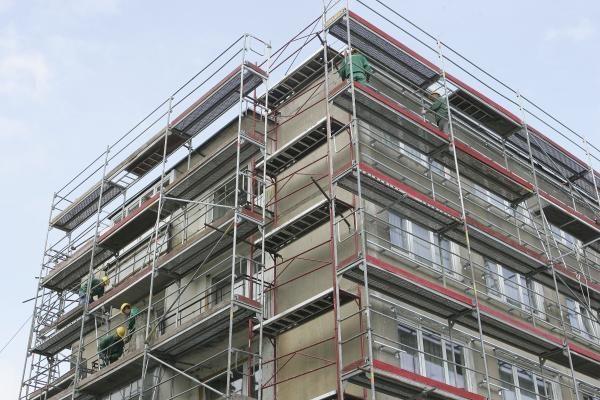 Renovacijos darbai Klaipėdoje prasidės tik pavasarį