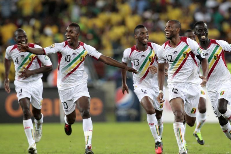 Gana ir Malis žengė į Afrikos čempionato pusfinalį