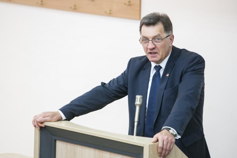 Premjero žygiai į provinciją baigėsi po rinkimų į Seimą