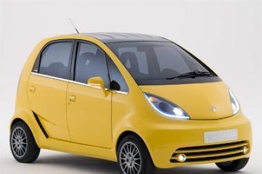 """""""Tata Nano"""" taps hibridu"""
