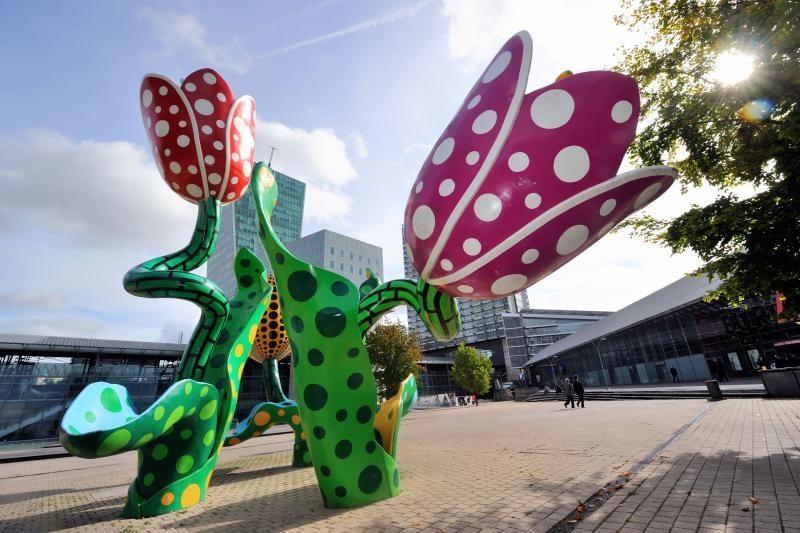 Ekonomikos lėtėjimas šiuolaikinio meno rinkai kojos nepakišo