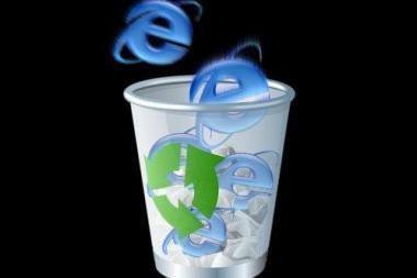 """Google"" skelbia galą naršyklei ""Internet Explorer 6"""