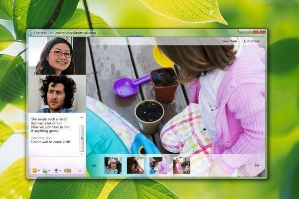 "Atnaujinta bendravimo programa ""Windows Live Messenger"""