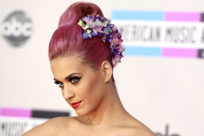"""K. Perry paskelbta """"Billboard"""" metų moterimi"""