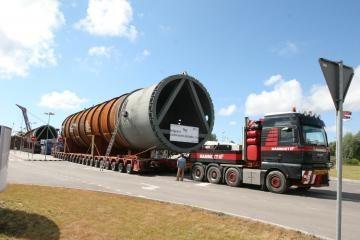 Reaktoriai jau įveikė 39 kilometrus