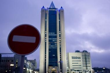 """""""Gazprom"""" iš Lietuvos siekia gauti 342 mln. litų kompensaciją (papildyta)"""