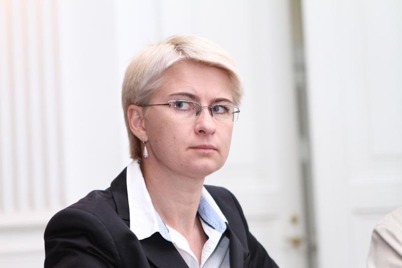 Kancleris: atlyginimas N. Venckienei kol kas pervedamas nebus