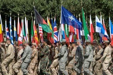 Lietuva bus silpnoji NATO grandis? (papildyta 14.55 val.)