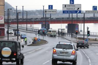 Saugaus eismo konkursas Lietuvos bendruomenėms